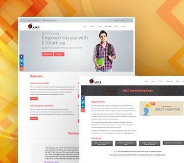 ASCI e-Learning